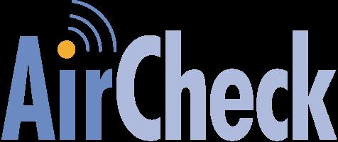 Aircheck: National Radio Airplay Chart
